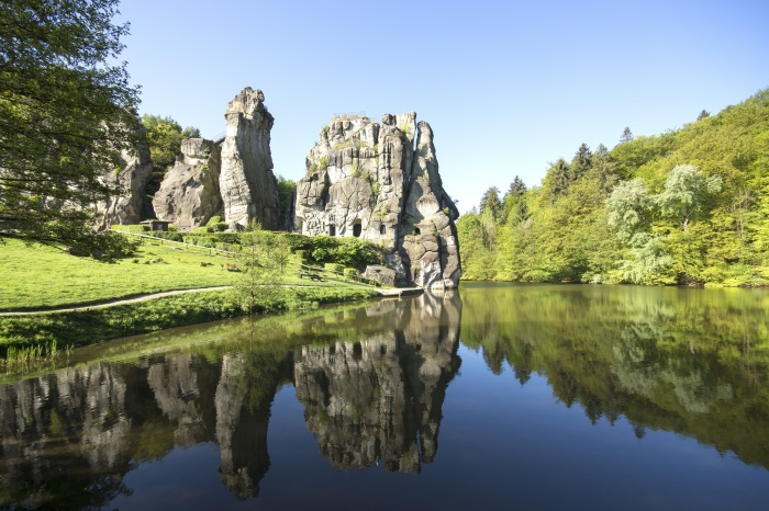Externsteine: Sacred Stones of Germany