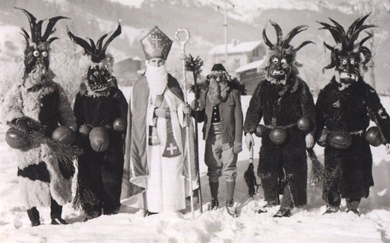 Beware of Krampus, The Holiday Devil