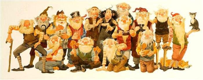 Iceland's Yule Lads, a celebration of Icelandicfolklore