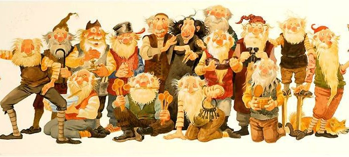 Iceland's Yule Lads, a celebration of Icelandic folklore